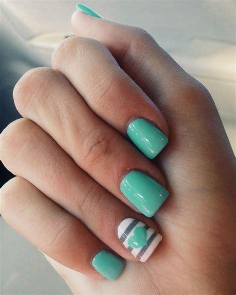 mint green nails n a i l s green colors