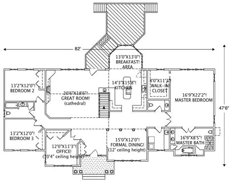 house plan 110 00381 traditional european traditional home with 3 bedrms 2937 sq ft