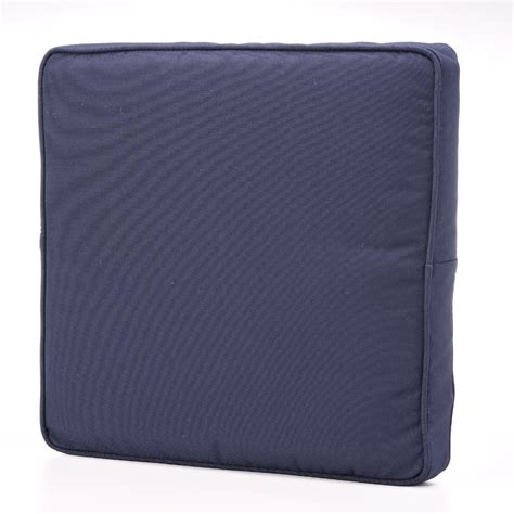 22 Inch Outdoor Chair Cushions by High Back Chair Cushion 46 By 22 Inches Furniture Covers Cushions Outdoor Leisure From