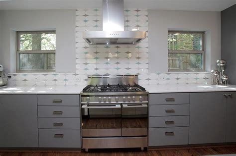 mid century modern kitchen backsplash mid century modern in white rock modern kitchen