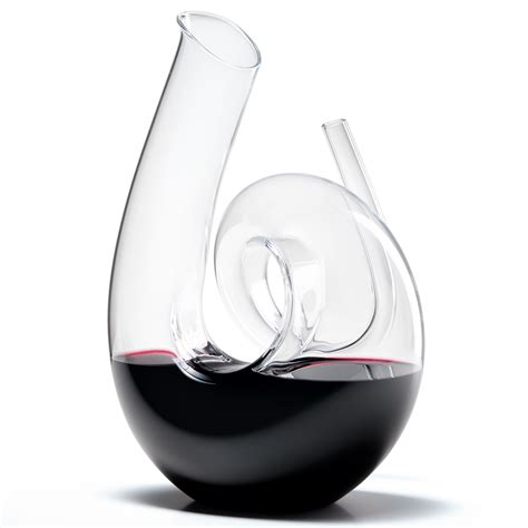 Riedel O Decanter riedel curly decanter s of kensington