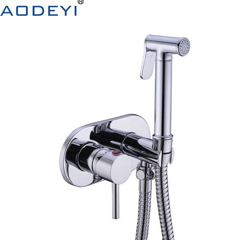 bidet jet spray brass toilet cold bidet spray handheld bidet