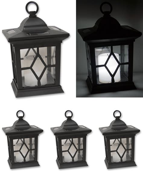 2 x 2 x woodside hanging candle lanterns lighting