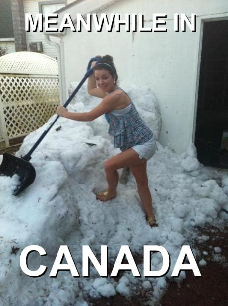 Canada Snow Meme - canada snow meme 100 images meanwhile in canada added