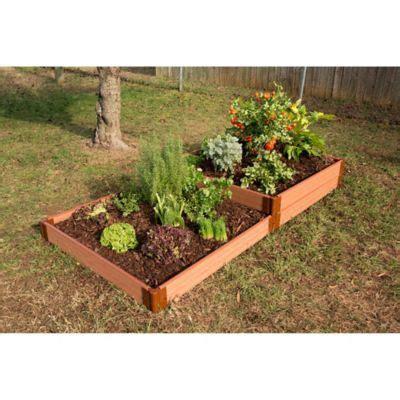 frame      terrace raised garden bed sienna