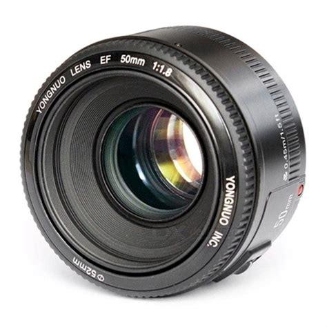 Yongnuo Yn 50mm F 1 8 For Canon lenses yongnuo yn ef 50mm f 1 8 fixed focus lens for