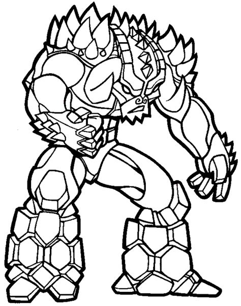 gormiti coloring pages coloring home
