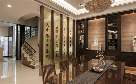 asian dining room a design with multiple personalities zen and religions