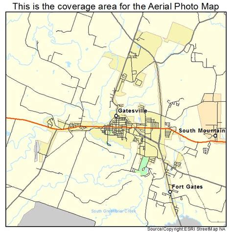 map of gatesville texas aerial photography map of gatesville tx texas