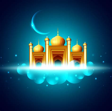 Home Design 3d Free For Android Mysterious Islam Building Elements Vector 04 Over