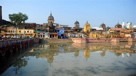 ram temples in india ahead of up elections modi govt identifies 25 acre plot