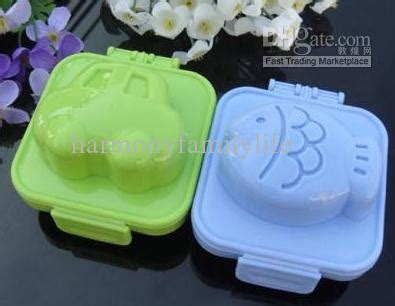 Egg Mold Rice Mold Bentuk Car Fish cheap car fish egg sushi rice mold