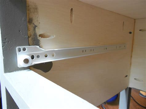 Cabinet Drawer Runners How To Install Drawer Slides