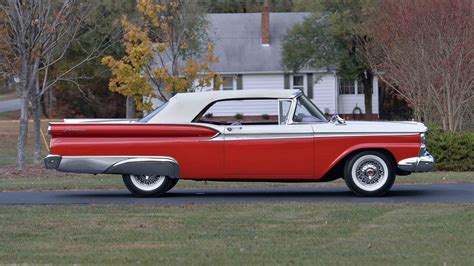 1959 Ford Fairlane by 1959 Ford Fairlane 500 Galaxie Sunliner T144 Kissimmee