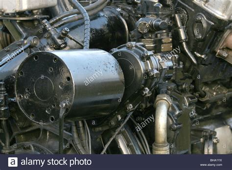 rolls royce merlin engine detail of the rolls royce merlin engine used in the