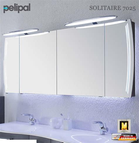 pelipal solitaire 7025 led spiegelschrank 180 cm 7025
