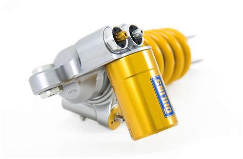 Shock Ohlins Motogp 214 Hlins Expands Ttg Gp Range To Motogp Developed Shocks