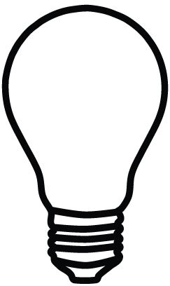 Light Bulb Outline Png by Lightbulb Png Not At Url Specified In Book 183 Issue 3 183 Semmypurewal Learningwebappdev 183 Github