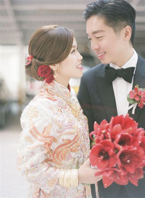 Wedding Hairstyles Hong Kong by Wedding Traditions Qun Gua Hong Kong Wedding