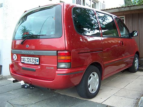 nissan serena 1997 modified geronimo58 1998 nissan serena specs photos modification