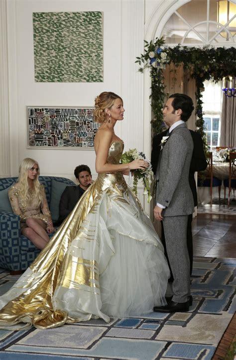 gossip girl serena and dans wedding serena and dan s wedding look back at every gossip girl