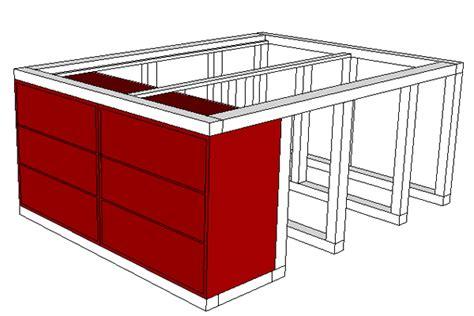 Ikea Bett Kommode by So Ein Ausgefallenes Diy Bett Hast Du Noch Nie Gesehen