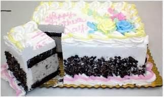 pasta ice cream cake