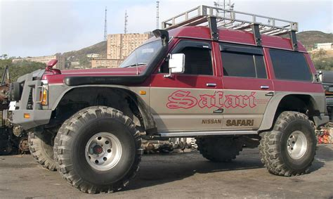 nissan safari diesel power wagon for sale autos post