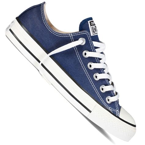 All Converse Ct Low Navy converse chucks all ct ox sneaker navy sport vision