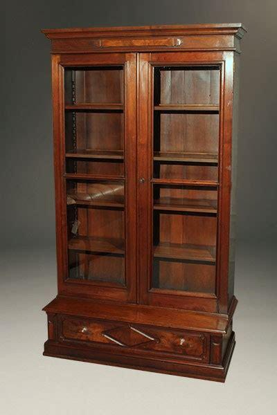 Eastlake Bookcase 19th Century Eastlake Victorian Bookcase