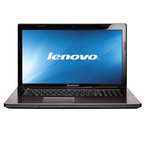 Laptop Lenovo Pentium 4 lenovo 17 3 quot laptop black intel pentium 2020m 500gb hdd 4gb ram windows 8 best buy