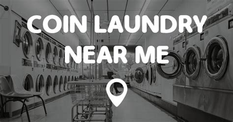 coin laundry near me points near me