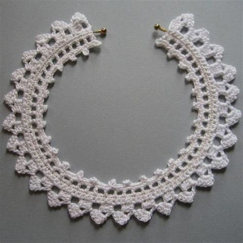 crochet pattern and design crochet chokers patterns free crochet patterns
