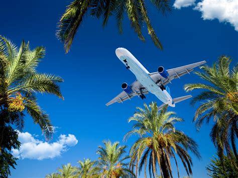 summer airfares  hit  year lowbook