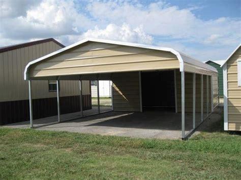 garagen carport kombination garage on