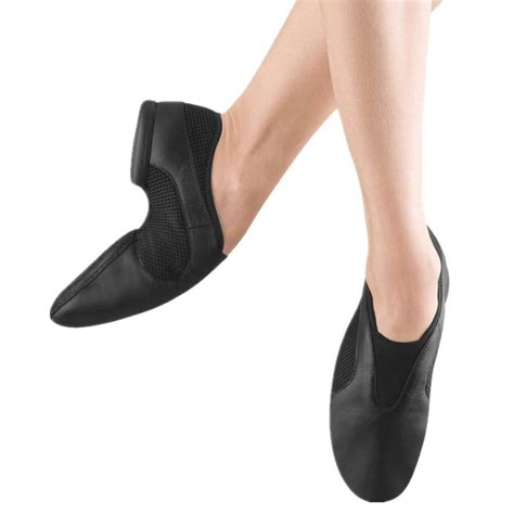 jazz shoes bloch flow slip on jazz shoe blcs0431l 42 99