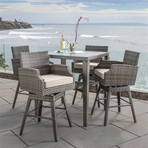 mission hills dining room set kingston 5pc bar height dining collection mission hills furniture