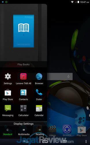 Tablet Lenovo 8 Inci review lenovo tab a8 tablet android 8 inci dengan baterai mumpuni jagat review