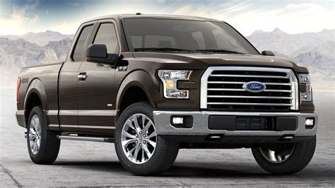 Ford Truck Ford F Series Marks 40 Years As Usa S Best Selling Truck