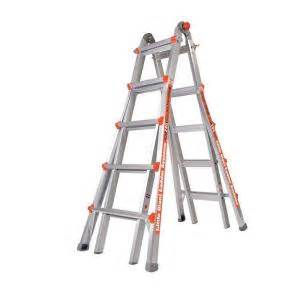 ladders at home depot ladder systems alta one 22 ft aluminum multi