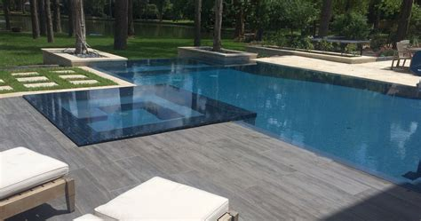 designer pools swimming pool custom pool contractor katy tx