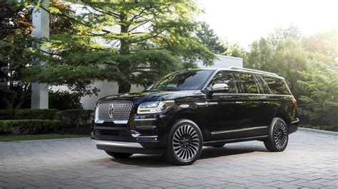 2019 Lincoln Navigator by The 100 000 2019 Lincoln Navigator Is The Six
