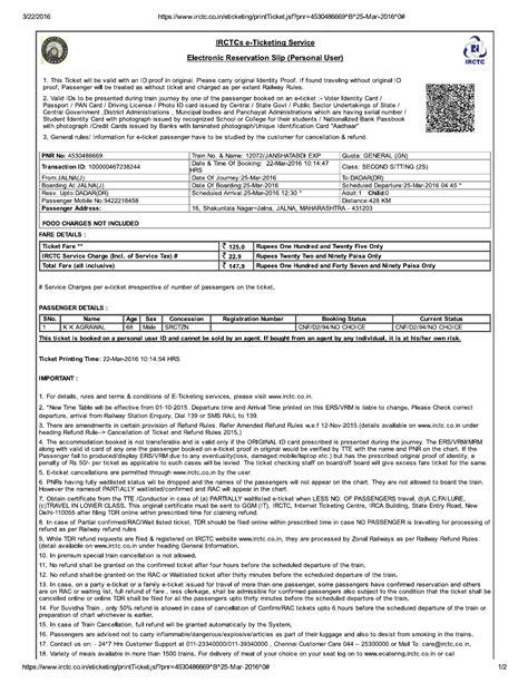 redbus ticket print fax cover letter sle balance sheet
