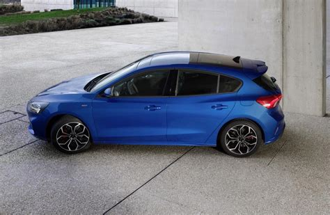 2019 Ford Focus St Line by 2019 Ford Focus Australian Details Announced St Line