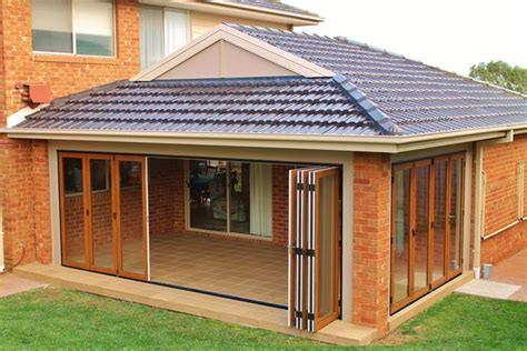 Two Floor Plans by Rowville Home Extension Custom Outdoor Living