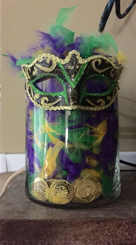 diy mardi gras decor for mantle stuff i want to make