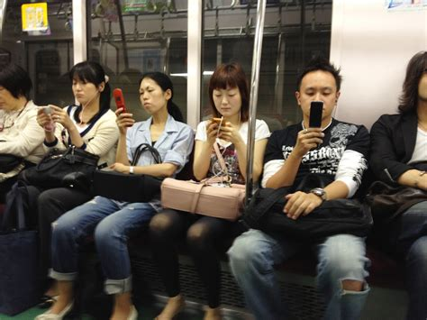 in japan small children take the subway and run errands in japan mobile startups take gaming to next level