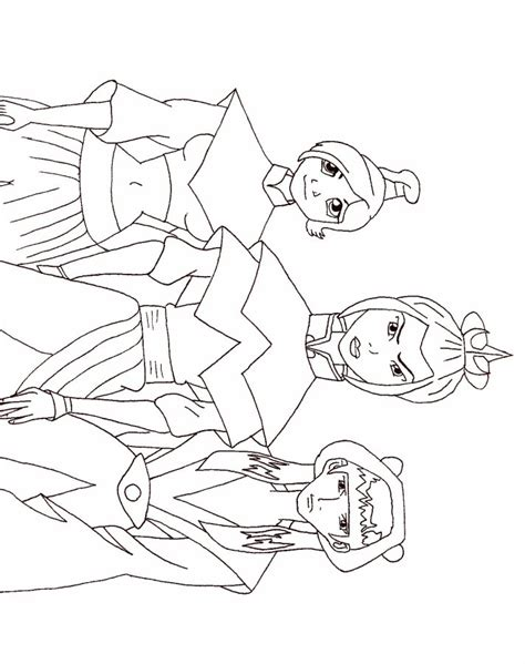 avatar the last airbender coloring pages to inspire to