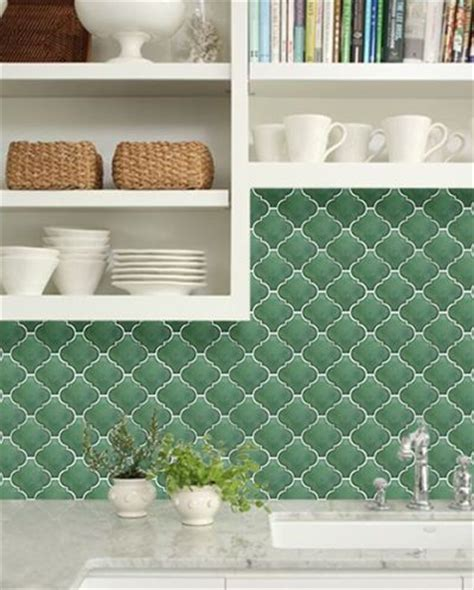 green tile backsplash kitchen green arabesque tile backsplash arabesque moroccan tile