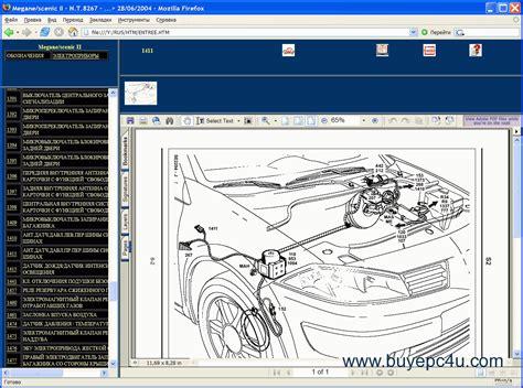renault ac wiring diagrams